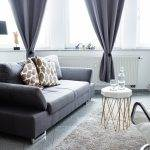 Bequemes Sofa für die Therapie im schönen Praxisraum | Praxis Dynamis | Songün Demirol-Yilmaz